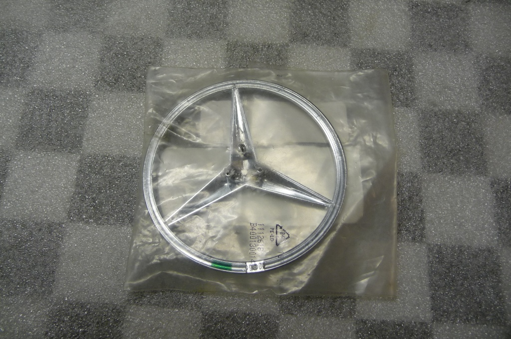 Mercedes Benz GL ML Back Door Trunk Lid Emblem Star Sign Badge NEW A 1648170016