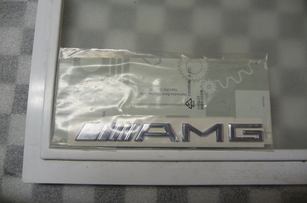 Mercedes Benz AMG Type Designation Emblem Nameplate Lettering -NEW- A 2208170815