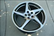 "2010 2011 2012 2013 2014 2015 Ferrari 458 Italia Rear 20"" Fuso Rim Wheel BBSRD481 Chrome Painted 262893 OEM"