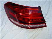 Mercedes Benz E Class W212 Rear Left Outer Taillight Light Lamp A 2129061303 OEM