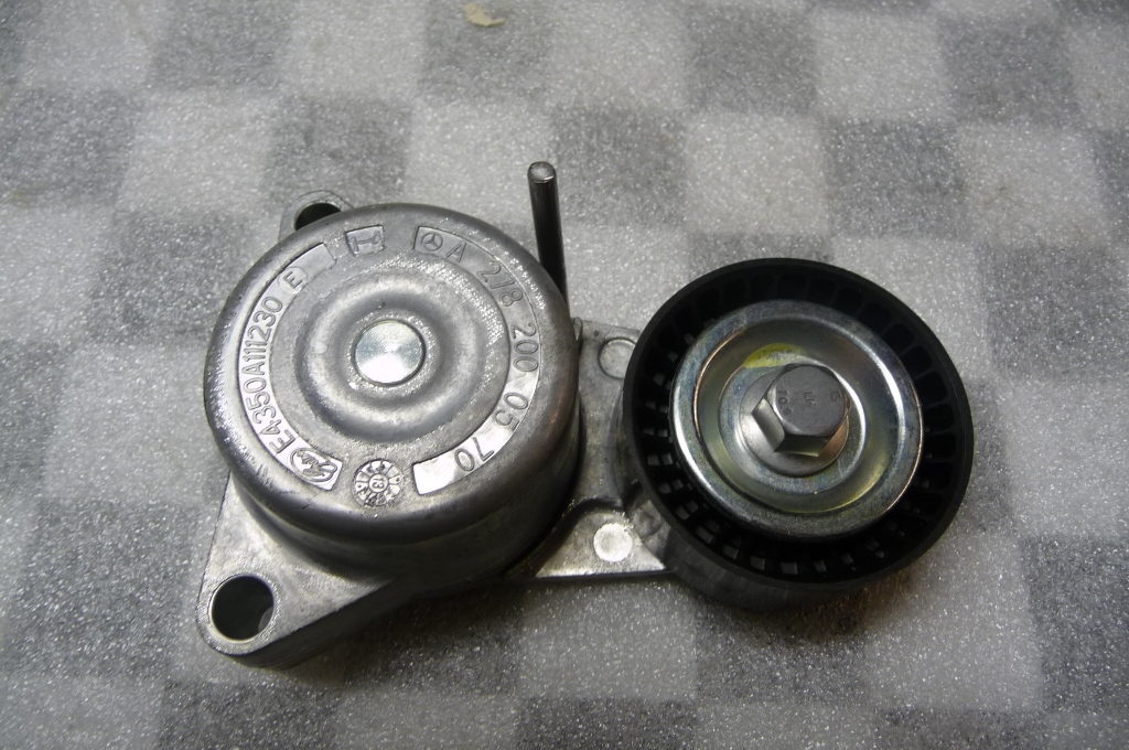 2013 2014 2015 2016 2017 Mercedes Benz CLS550 E550 GL550 S550 Cooling System Drive Belt Tensioner Pulley -NEW- A 2782000570 OEM