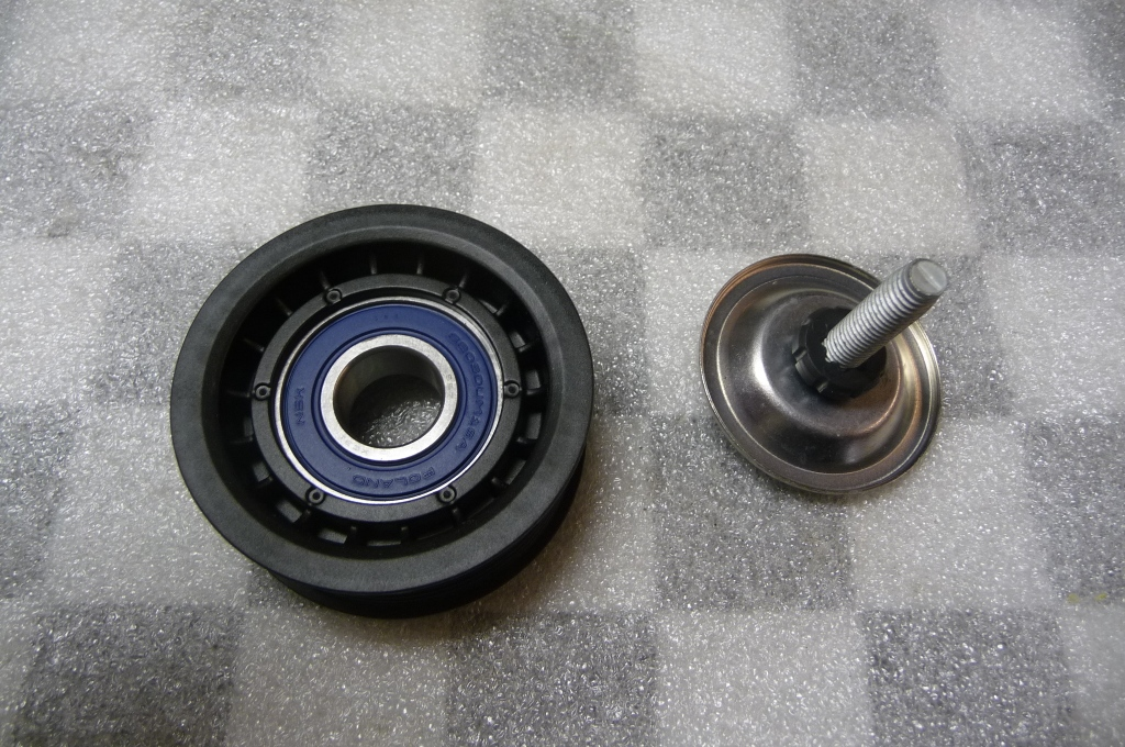 Mercedes Benz E S CL ML CL CLS SLK Water Pump Housing Guide Pulley A 2782020519