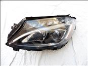 Mercedes Benz W205 C Class Front Left Driver LED Headlight 2058201561 OEM OE