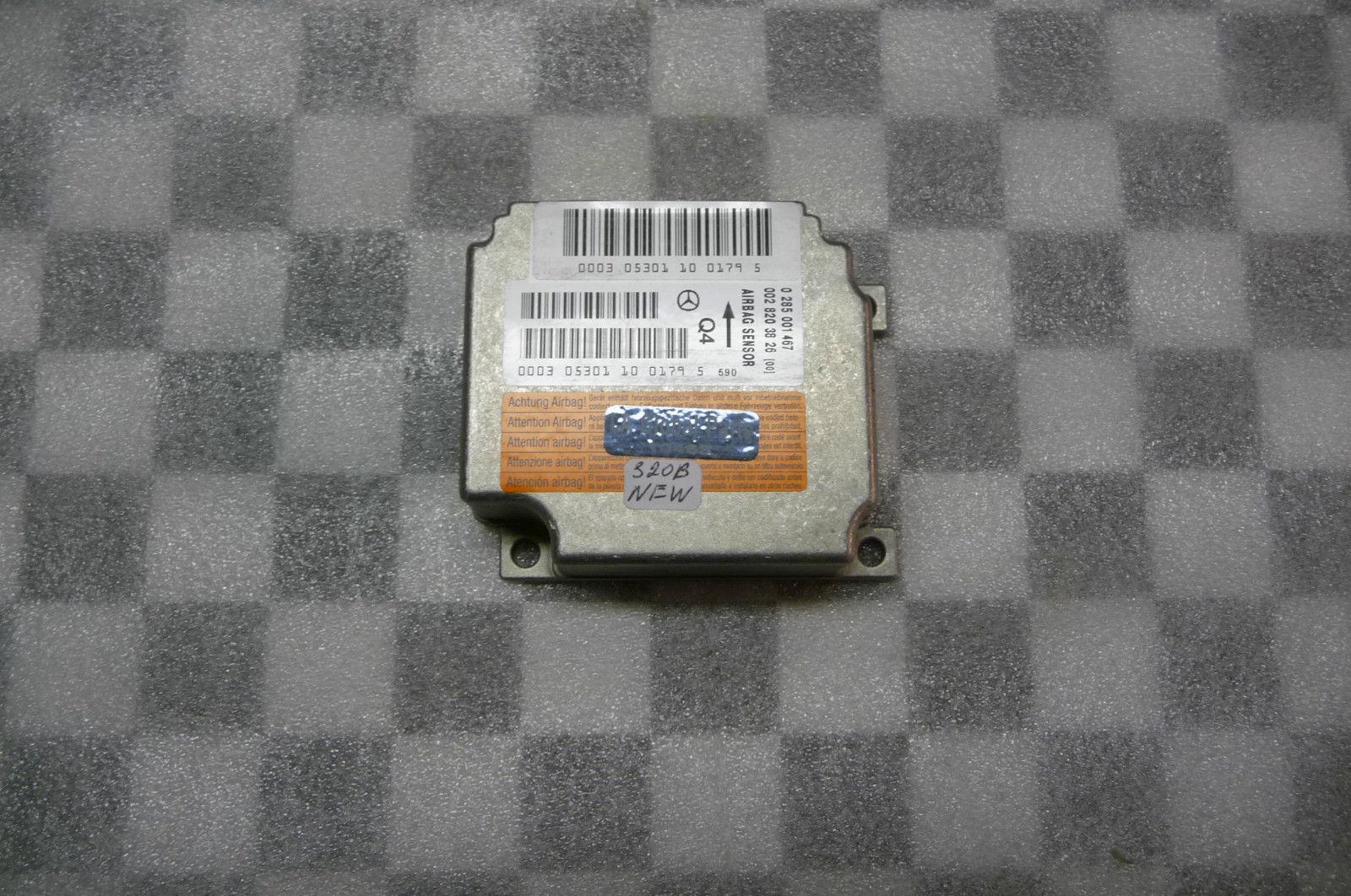 Mercedes Benz Airbag Sensor Control Module E300 E320 CL500 0028203826 OEM OE