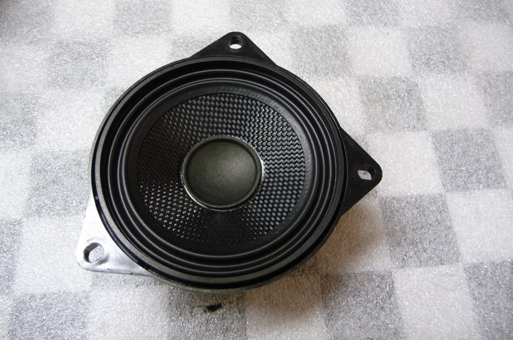 BMW 5 Series Top HiFi Mid Range Speaker Loudspeaker 65139141501 OEM OE