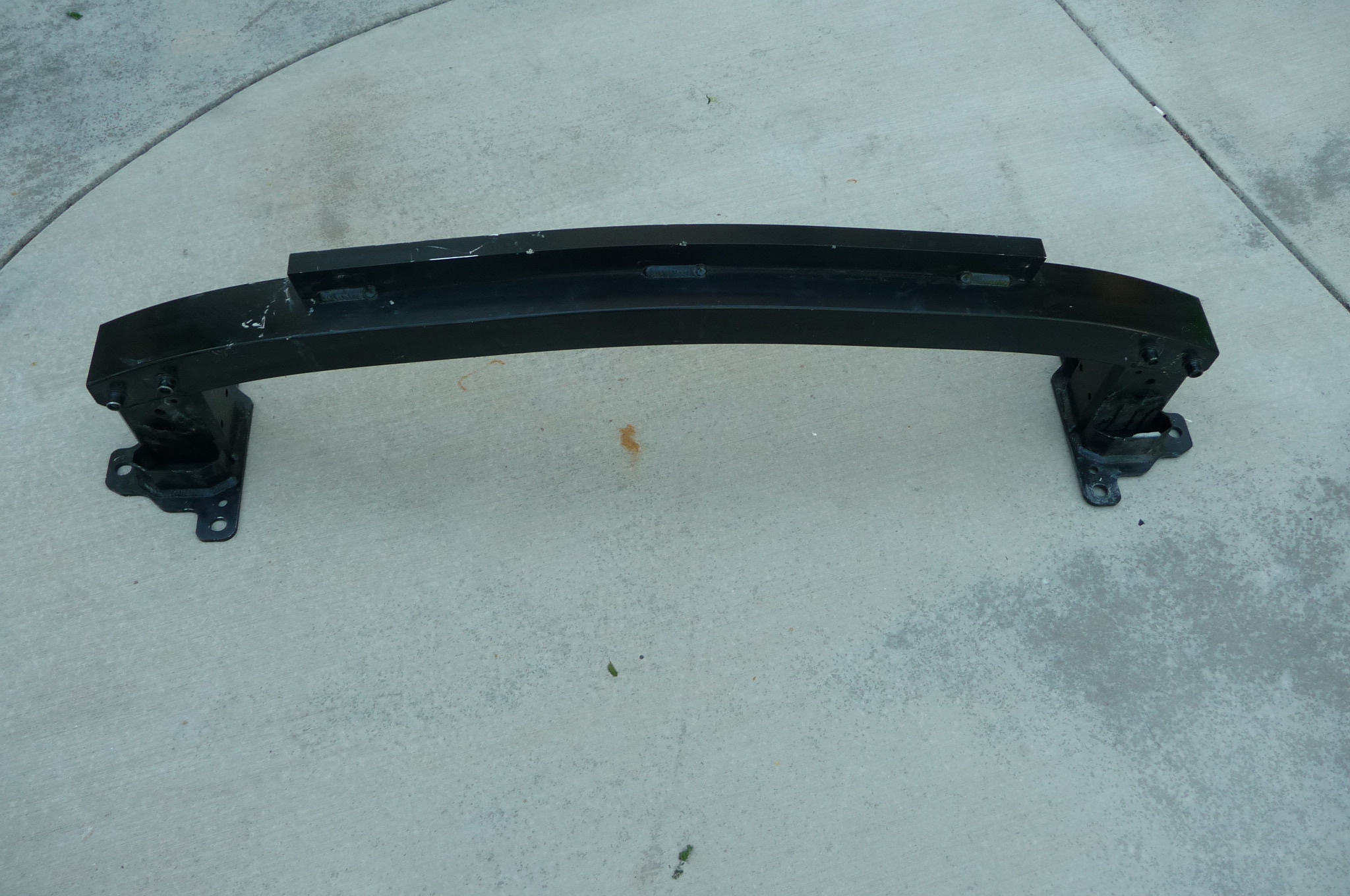 Bentley Continental GT GTC Front Bumper Reinforcement Beam 3W3807105C - Used Auto Parts Store | LA Global Parts