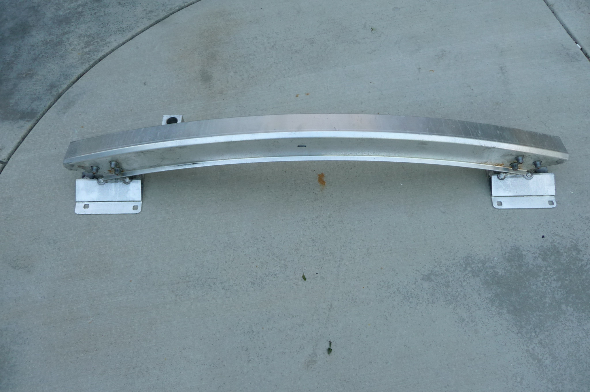 Bentley Continental GT GTC Rear Bumper Reinforcement Beam 3W3807305 OEM OE - Used Auto Parts Store | LA Global Parts