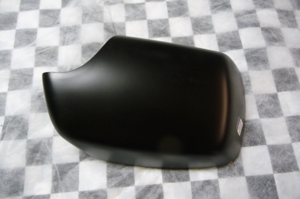 2000 2001 2002 2003 2004 2005 2006 BMW E53 X5 Front Right Passenger Door Mirror Cover Cap -NEW- 51168266734 OEM OE