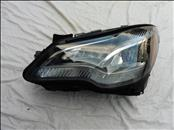 Mercedes Benz E Class W207 Left Driver LED Headlight Headlamp 2078201159 OEM OE