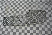 Bentley Continental GT GTC Front Bumper Left Driver Chrome Grille 3W3807681 OEM