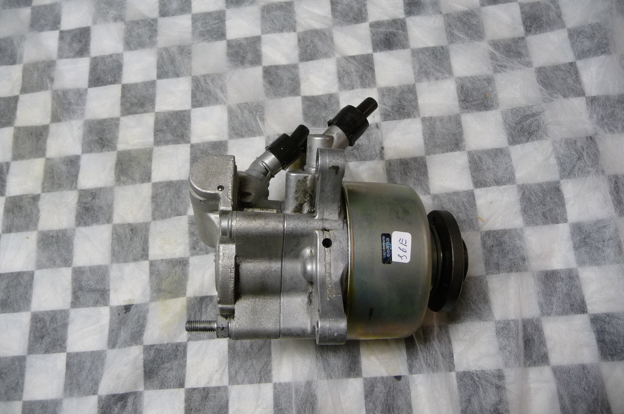 Mercedes Benz R230 W230 Power Steering P/S Pump A0034665001 OEM