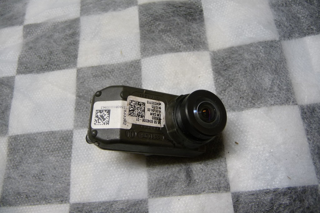 2012 2013 2014 2015 2016 2017 BMW F06 F12 F13 640i 650i Electronic Distance Control System Reversing Camera 66539240358 OEM