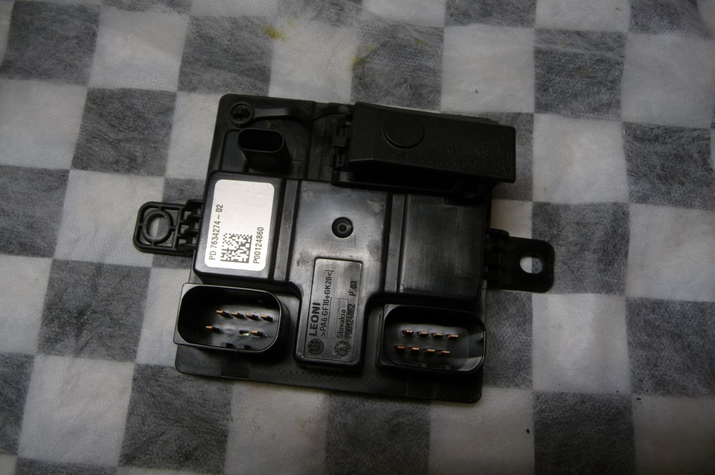 2012 2013 2014 2015 2016 BMW 5 6 7 Series X5 X6 Integrated Supply Module Relay 12637634274 OEM OE