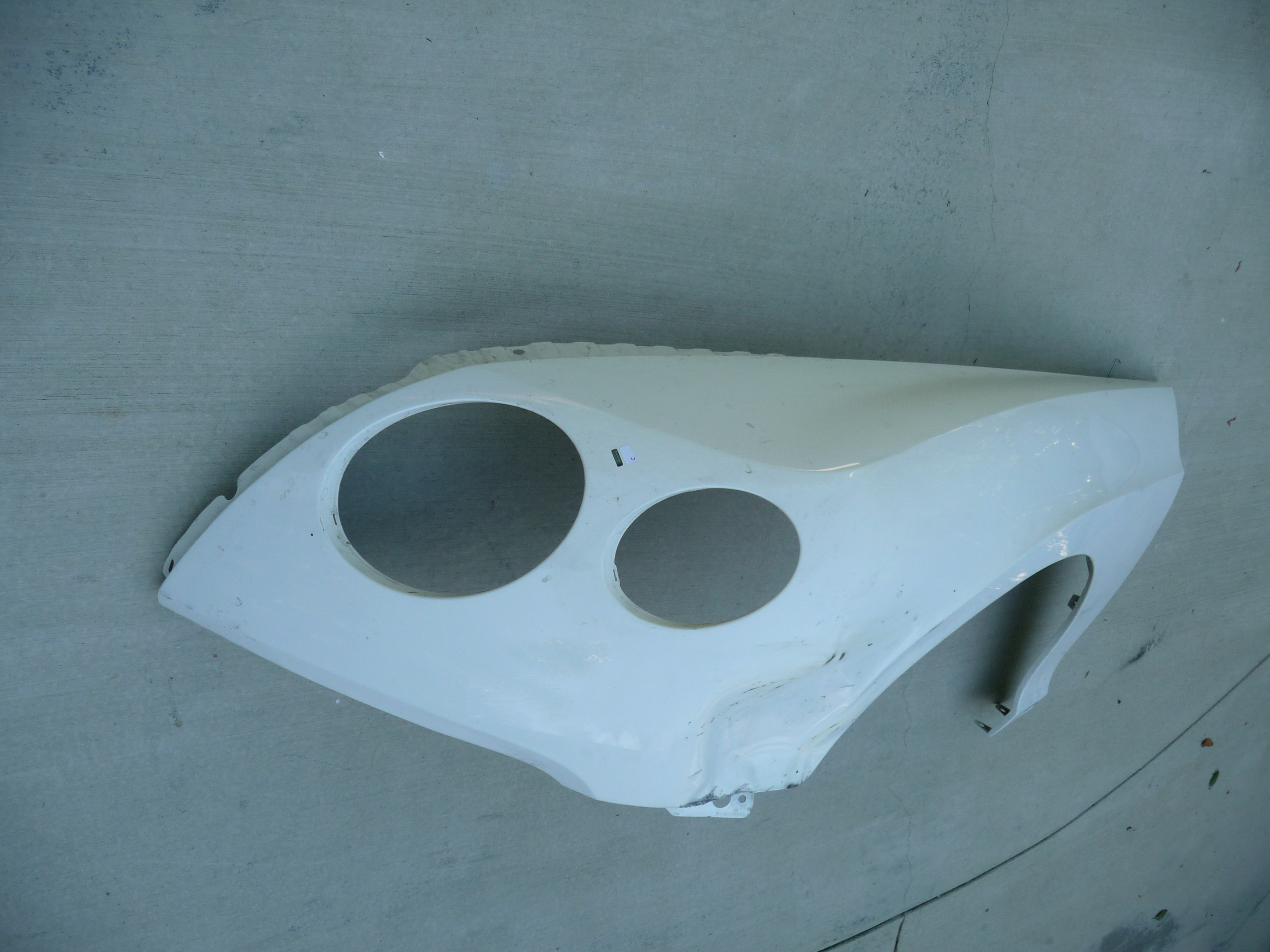 Bentley Continental GT GTC ( 2 Door) Left Driver Fender Wing 3W8821021A - Used Auto Parts Store | LA Global Parts