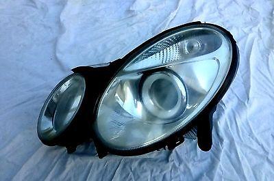 Mercedes Benz E Class W211 AFS Xenon Headlamp Headlight Complete Left 2118202361