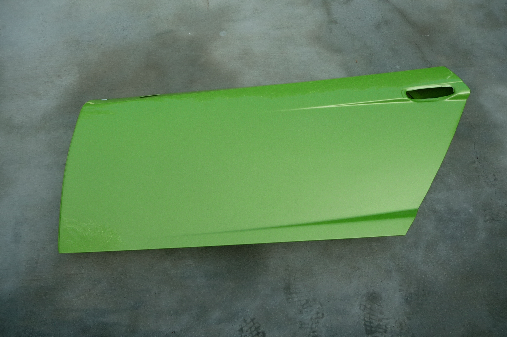 Lamborghini Gallardo Left Driver Side Door Shell Panel 400831021 OEM OE