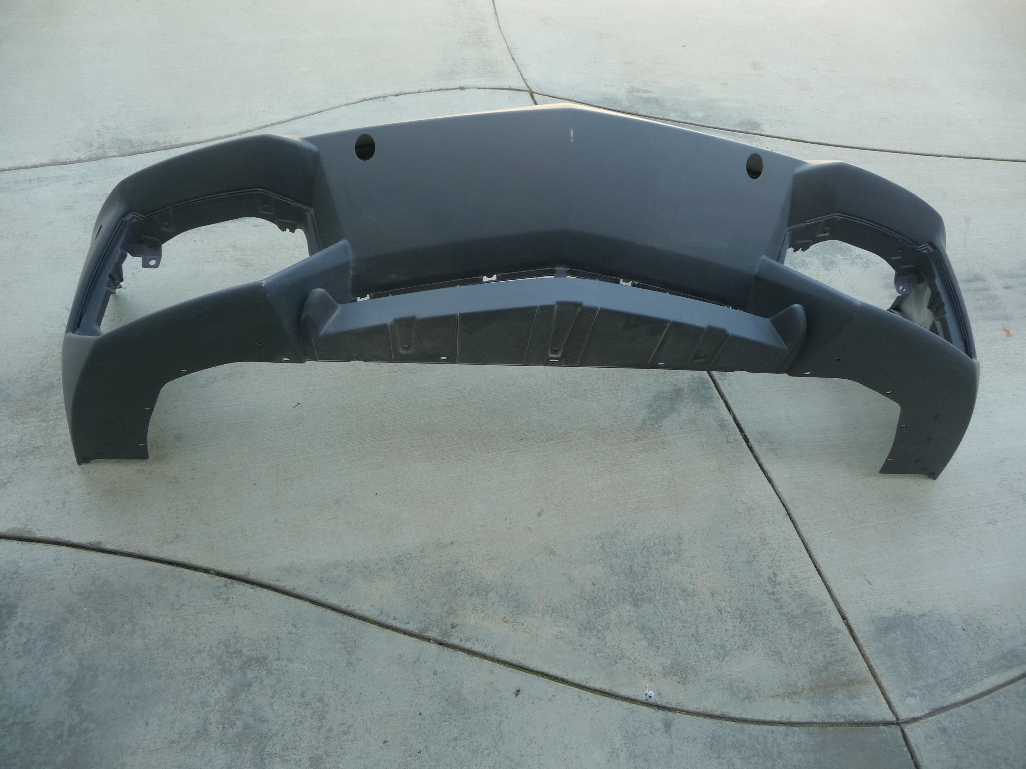 Lamborghini Aventador LP700 Front Bumper Cover with support insert OEM OE