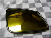 BMW 5 6 7 Series Outside Right Mirror Glass Heated Convex 51167228612 OEM OE