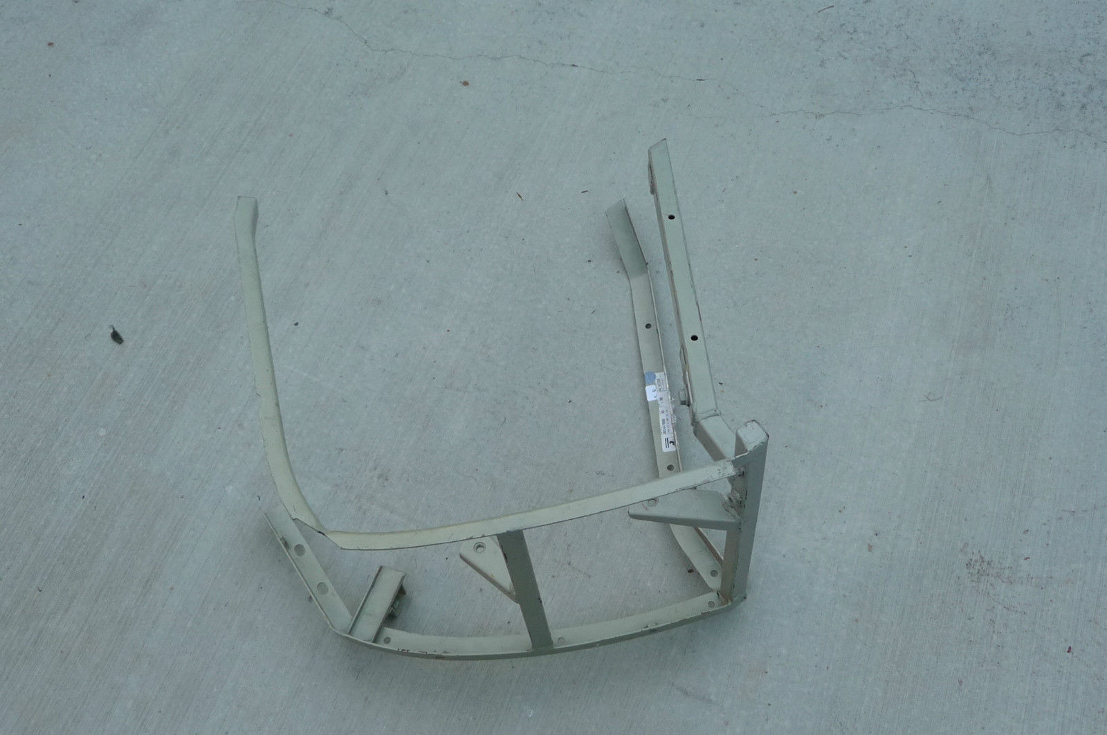 Ferrari 456M 456 Front Left Driver LT L.T. LH Frame 65447000 OEM OE - Used Auto Parts Store | LA Global Parts