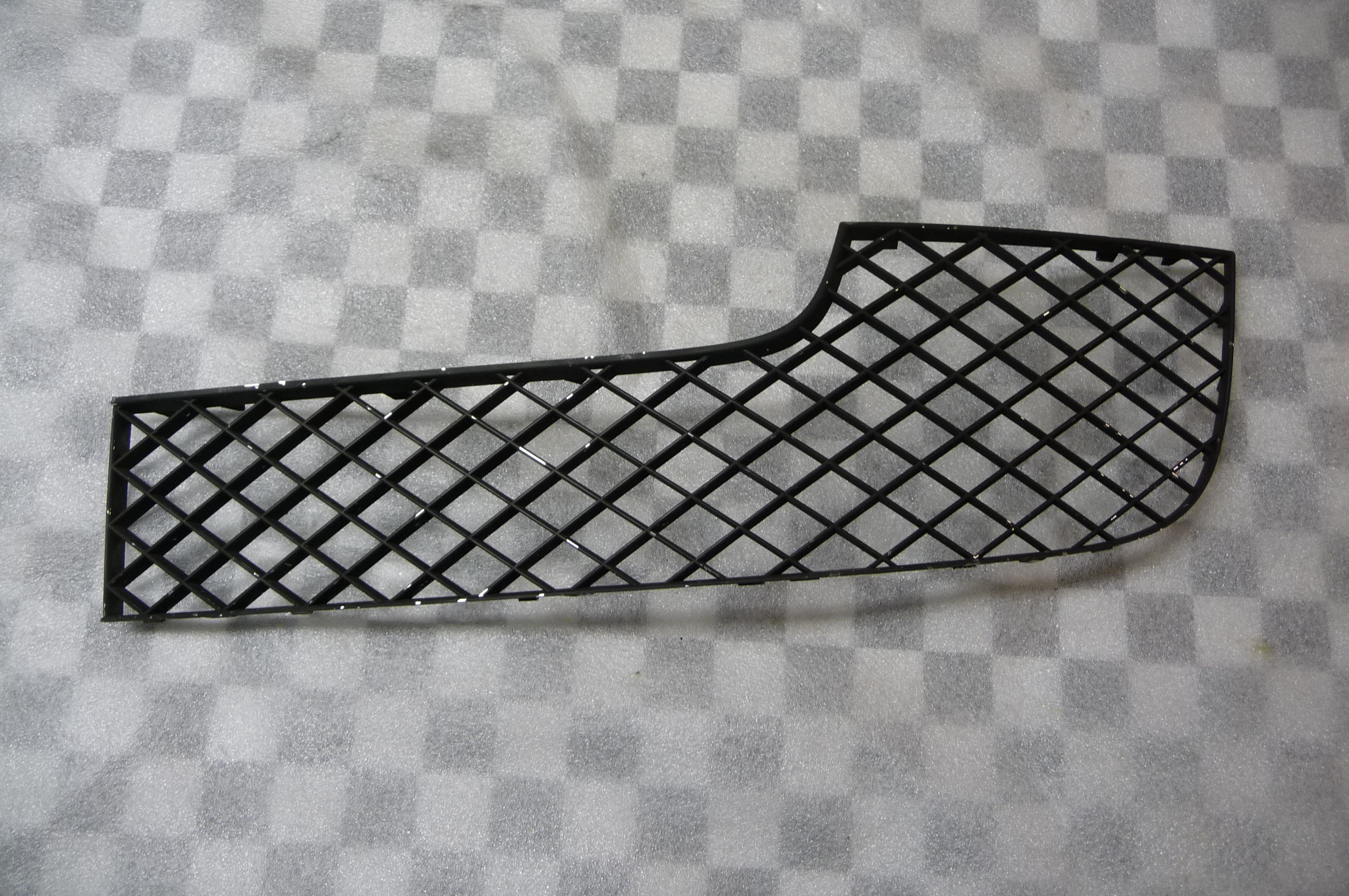 Bentley Continental GT GTC Front Bumper Left Driver Grille 3W3807681 OEM