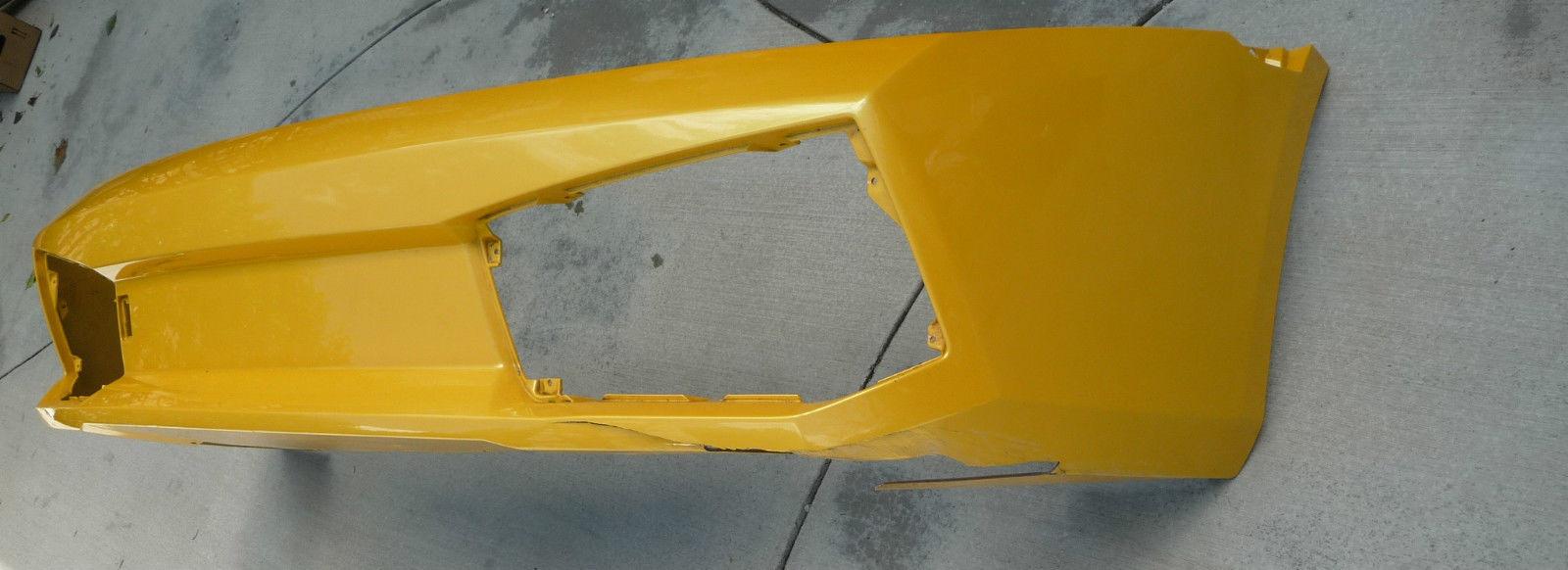Lamborghini Front Bumper Cover 400807437 Lambo Gallardo Spyder 400807429A - Used Auto Parts Store | LA Global Parts