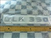Mercedes Benz W204 GLK 350 Rear Hatch Emblem Nameplate NEW A2048170915 OEM OE
