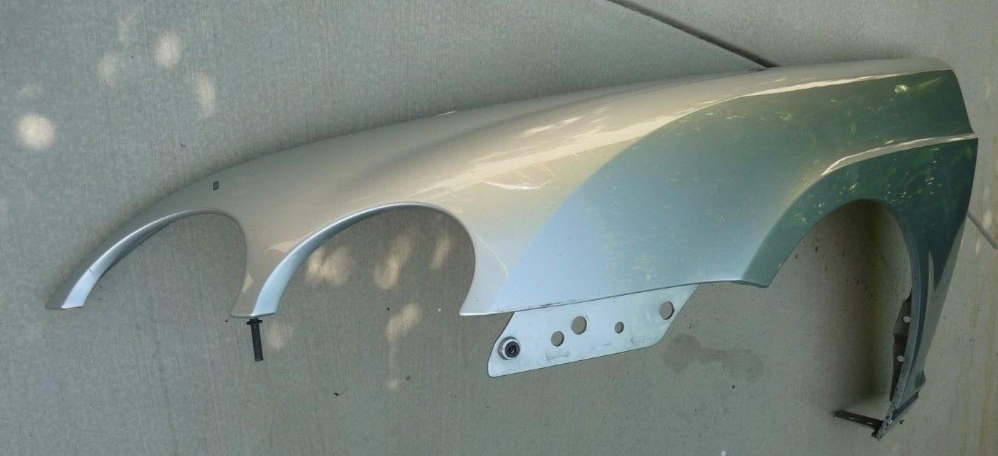 Bentley Continental GT 2 Door Left Driver Fender Plastic 3W8821251B; 3W8821221J  - Used Auto Parts Store | LA Global Parts