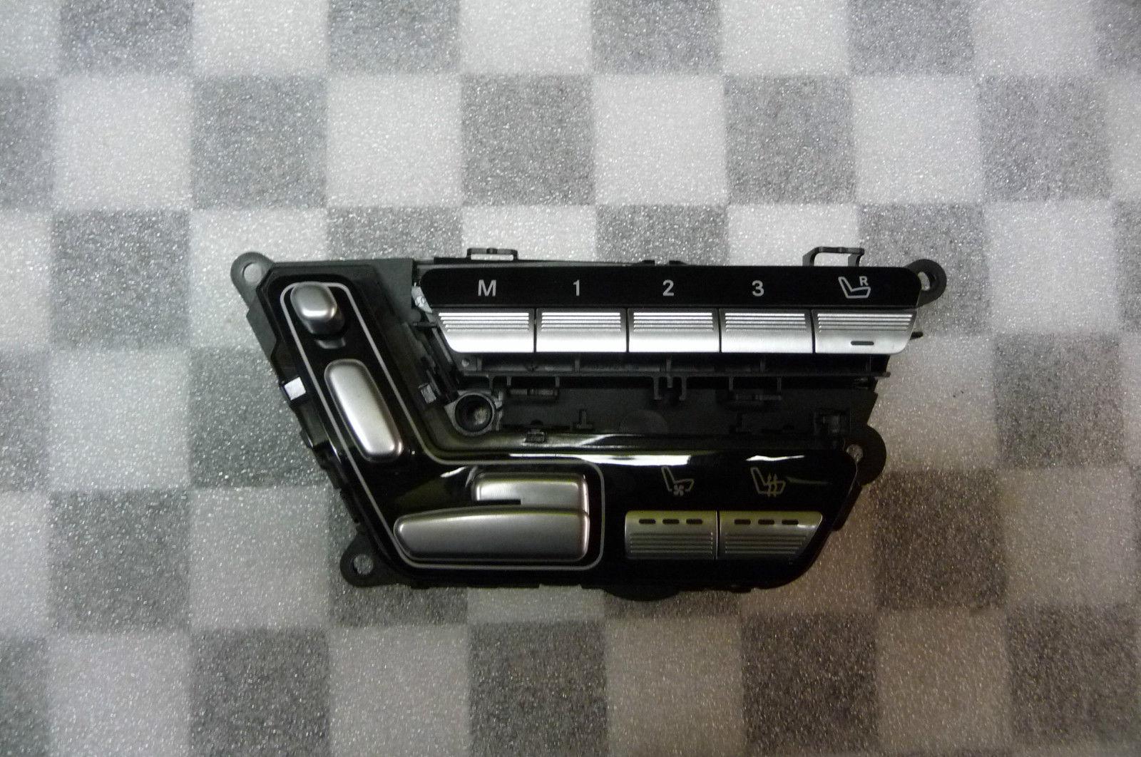 Mercedes Benz Front Left Door Lining Switch CL500 CL600 S600 2218709258 OEM OE