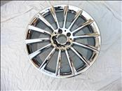Mercedes Benz W222 S-Class AMG Front Wheel Rim A2224010400 OEM OE