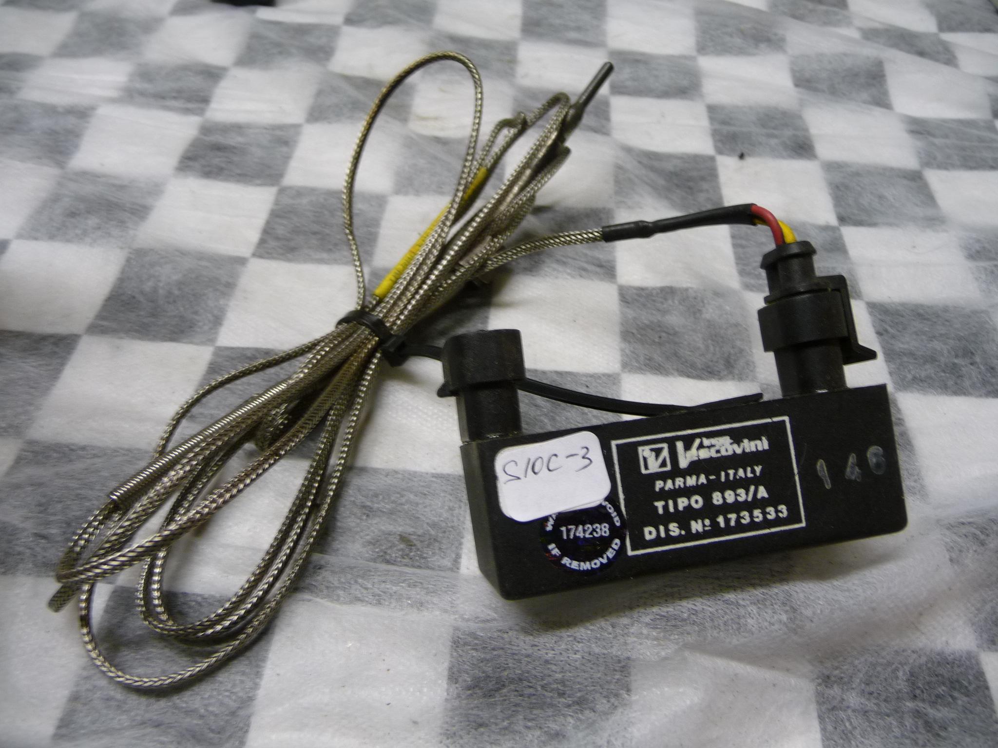 Ferrari 355, 360 Catalyst Temperature Control Station 173533 OEM OE