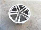 2009 2010 2011 2012 2013 2014 Audi R8 5 Five Double Spoke Silver Wheel Rim 19x8.5 420601025BT OEM OE