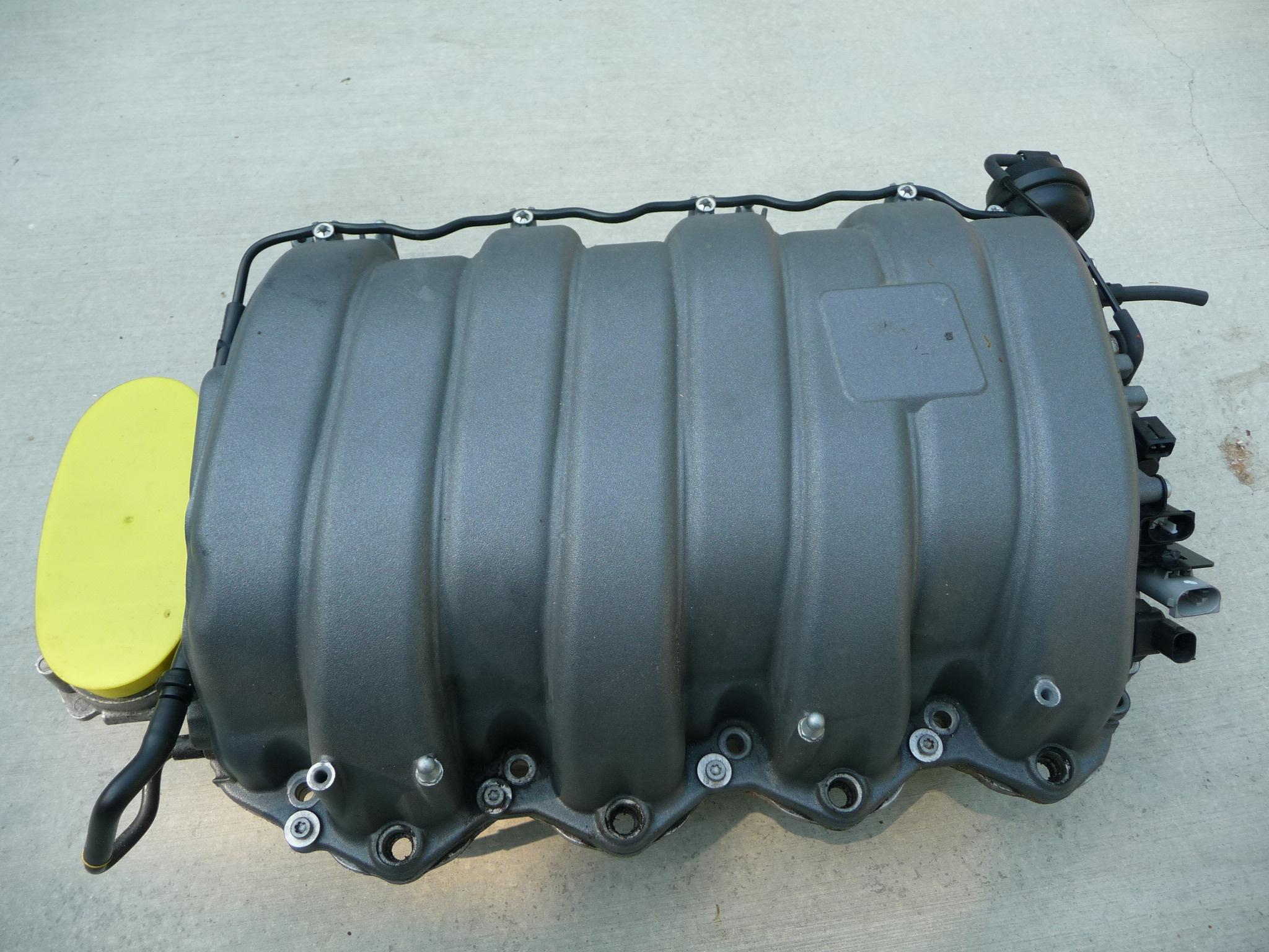 Mercedes Benz AMG M156 V8 Engine Intake Manifold Core 1561401601 OEM OE