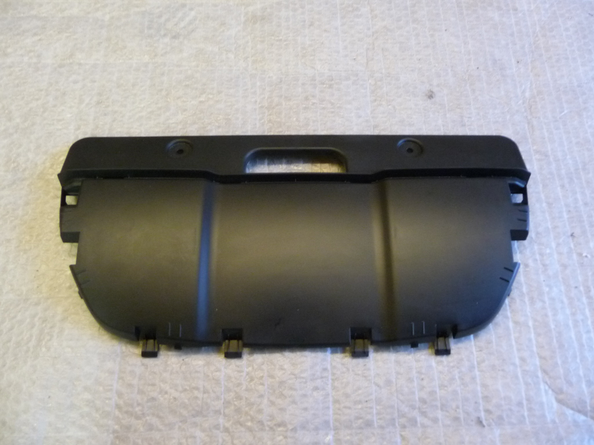 2014 2015 Mercedes Benz W166 AMG ML350 Rear Bumper Tow Hitch Cover A1668852424 OEM OE