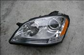 Mercedes Benz ML W164 Front Left Driver Headlight Xenon 1648205161 Complete OEM