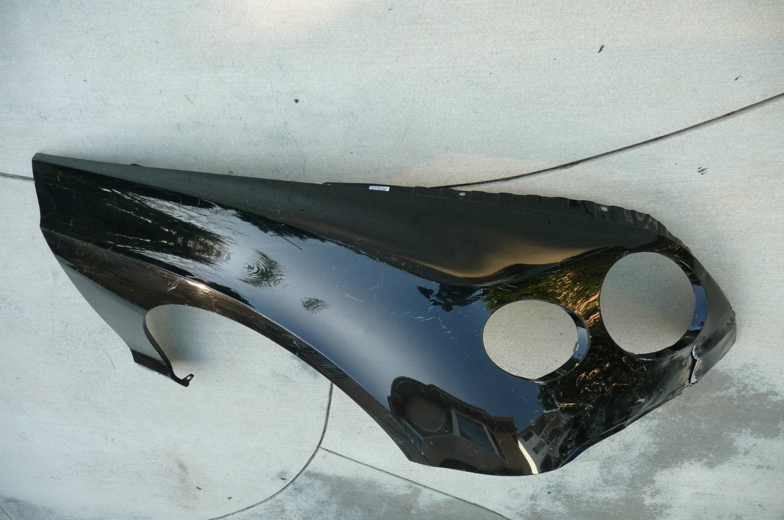 Bentley Continental GT 2 Door Right RH Passenger Fender Aluminum 3W8821022AV OE