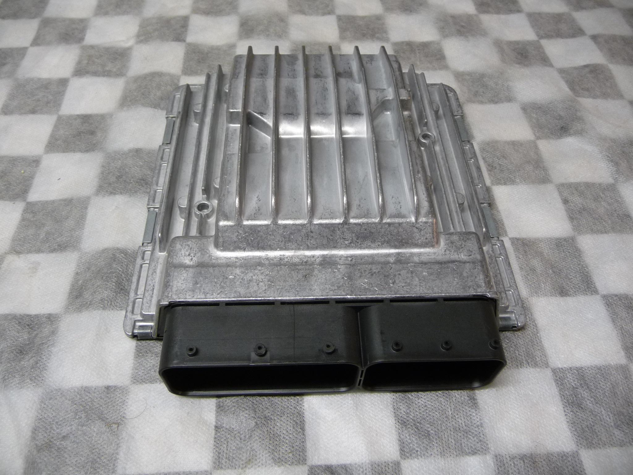 BMW 1 3 5 Series X6 Z4 Basic Control Unit DME MSD81 7604567 OEM OE