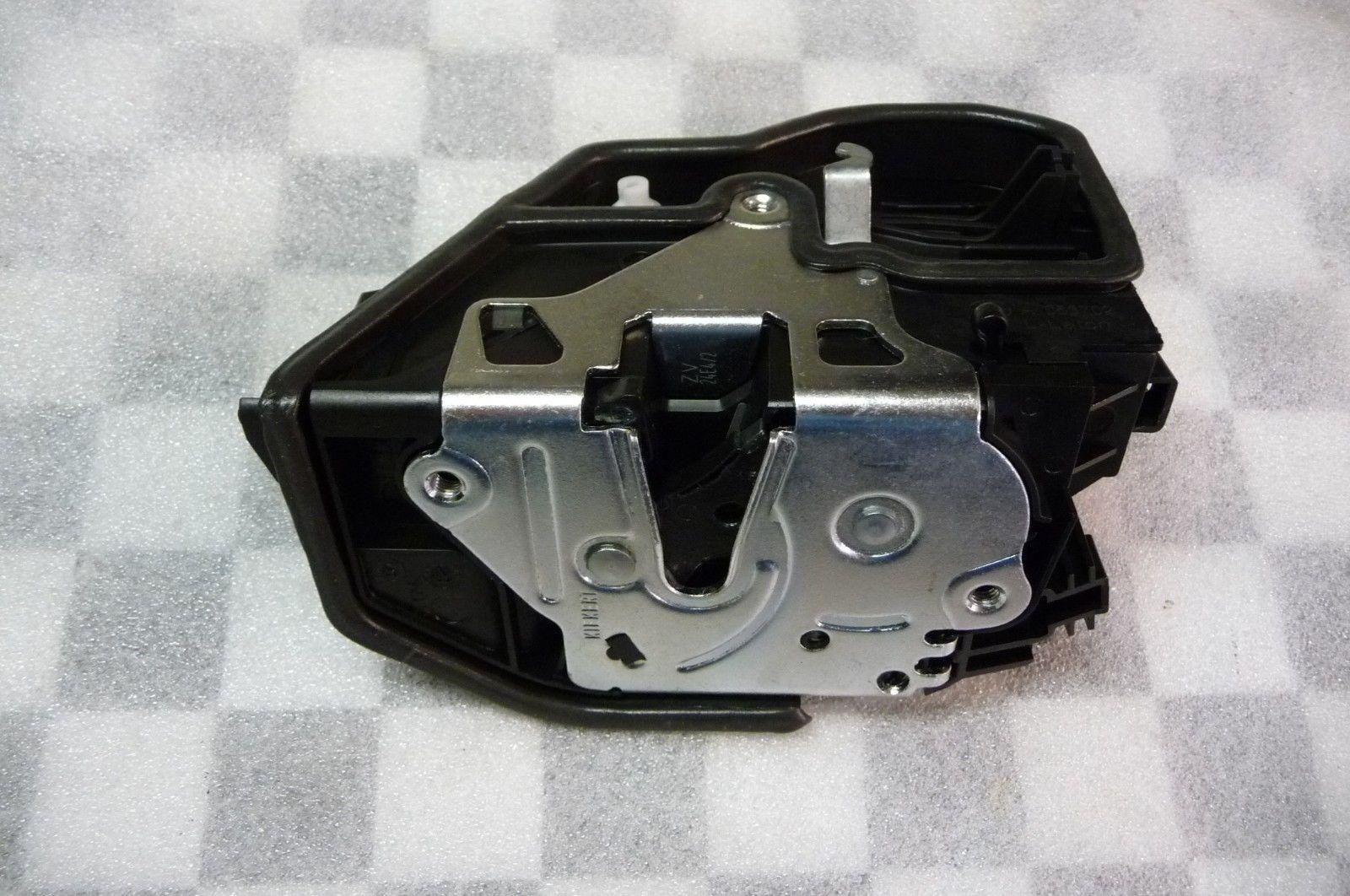BMW 3 4 5 6 7 X1 X3 X5 X6 Rear Left Door Closing System Latch Lock 51227202147