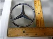 2015 2016 2017 Mercedes Benz W205 C300 C350e Trunk Lid Emblem Badge Nameplate New A2058174500 OEM