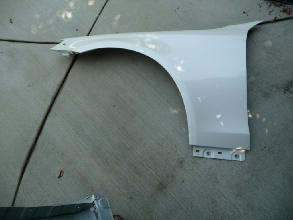 Mercedes Benz S Class W222 Front Fender Wing Cover Left Driver 2228800118 A2228800118