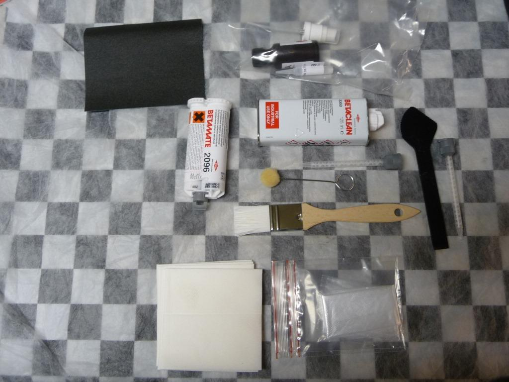 Mercedes Benz CL E S Class Adhesive Kit A009989367112 OEM OE