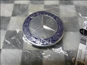 Mercedes Benz R171 SLK-Class Wheel Hub Cap Blue A17140001255337 OEM OE
