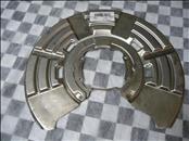 BMW 3 4 Series M3 M4 Rear Wheel Brake Protection Plate 34212284745 OEM A1