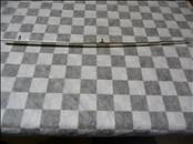 Bentley Continental Flying Spur Rear Bumper Left Driver Chrome Strip Moulding