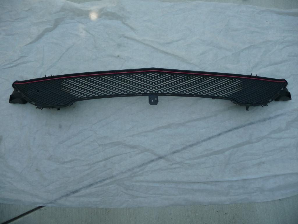 Mercedes Benz W117 CLA Class Front Bumper Lower Grille A1178850022 OEM A1