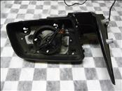 2006 2007 BMW E60 E61 525i 545i 550i Front Right Outside Mirror w/o Glass Heated 51167189660 OEM A1