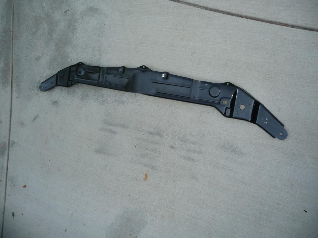 2012 2013 2014 2015 2016 2017 Bentley Continental GT GTC Front Frame Underbody Protection Bar 3W0805057J Original OEM OE