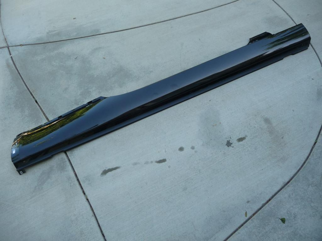 2009 2010 2011 09 10 11 Bentley Continental GTC GT Passenger Right RT Side Rocker Panel 3W3853200 - Used Auto Parts Store   LA Global Parts