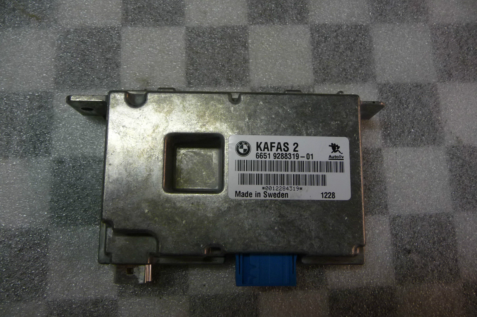 2013 BMW F07 535i GT Camera Based System Control Unit KAFAS2 66519288319 OEM