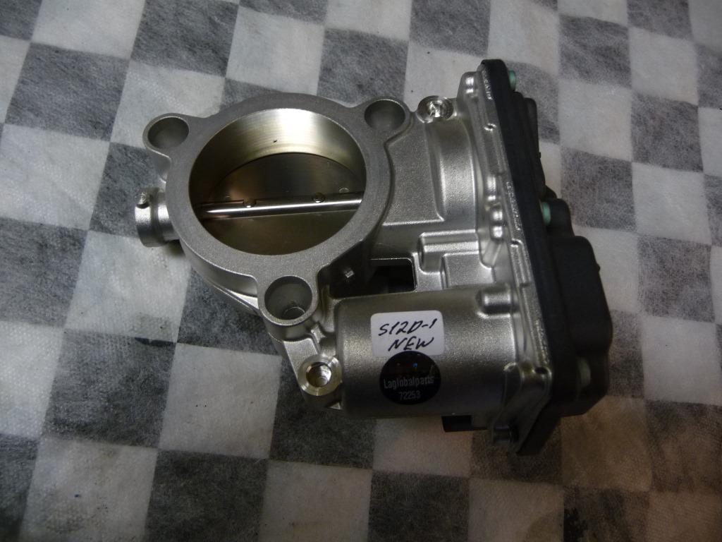 2014 2015 2016 2017 BMW i3 Rex Throttle Body Housing Assembly OEM A1