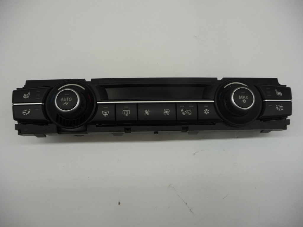 2007 2008 2009 2010 2011 2012 2013 2014 BMW E70 E71 X5 X6 Automatic Air Conditioning Control Unit 64119234335 OEM OE